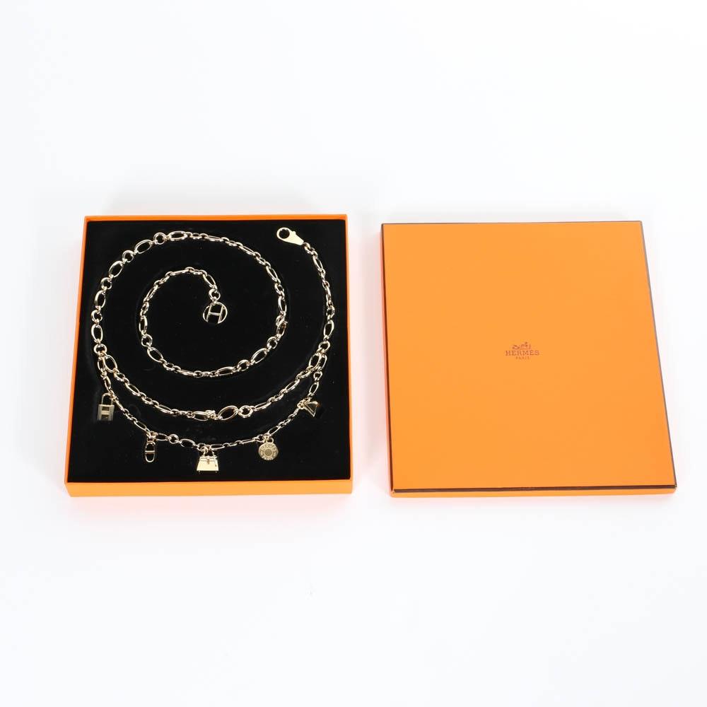 Hermès Olga Charm Belt