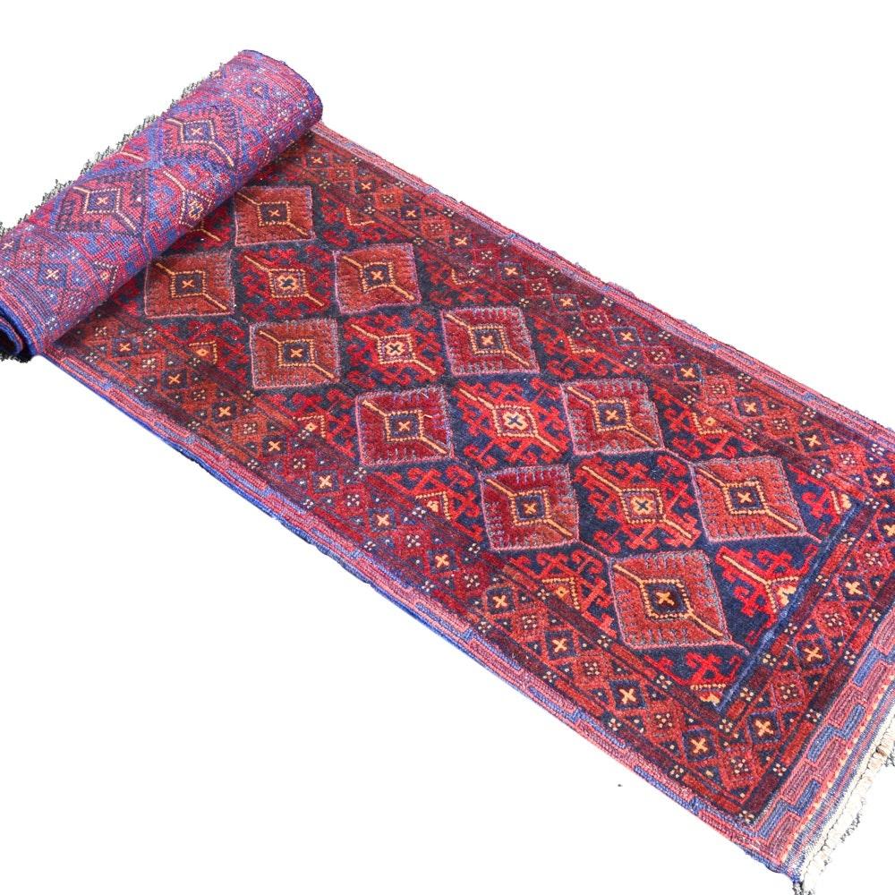 Northeast Persian Hand Woven Baluch Runner