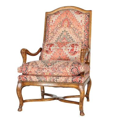 20th Century Louis XV Style Arm Chair