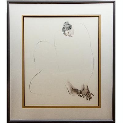 Offset Lithograph After R.C. Gorman