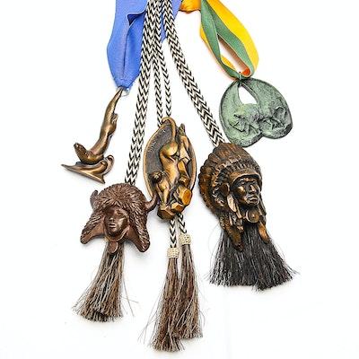 National Academy of Western Art Award Bronze Medals