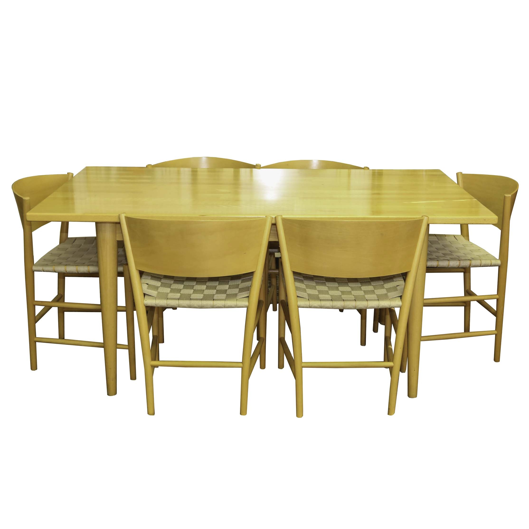 Kvist Industries  Modern Dining Table and Chairs