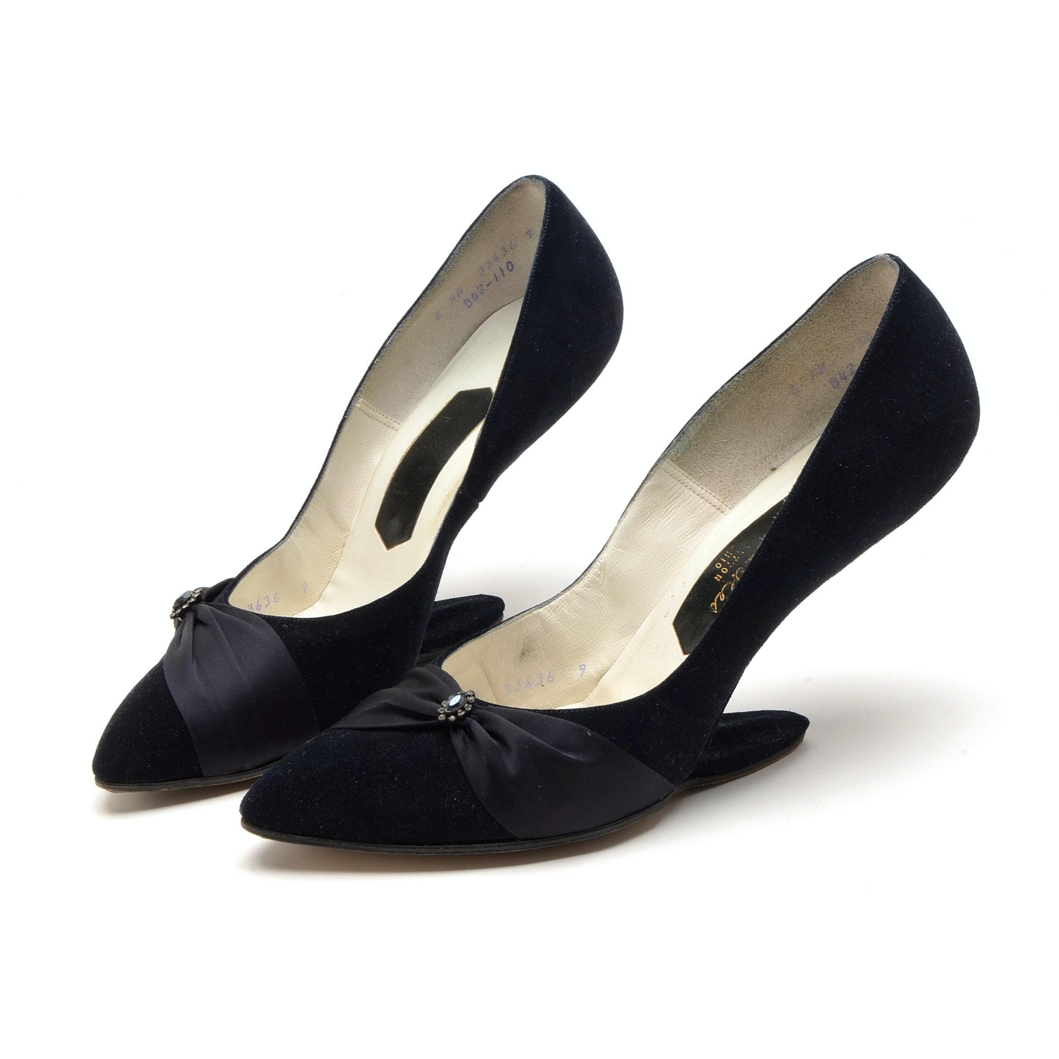 Vintage Paramount by Kalmon Heel-Less Shoes