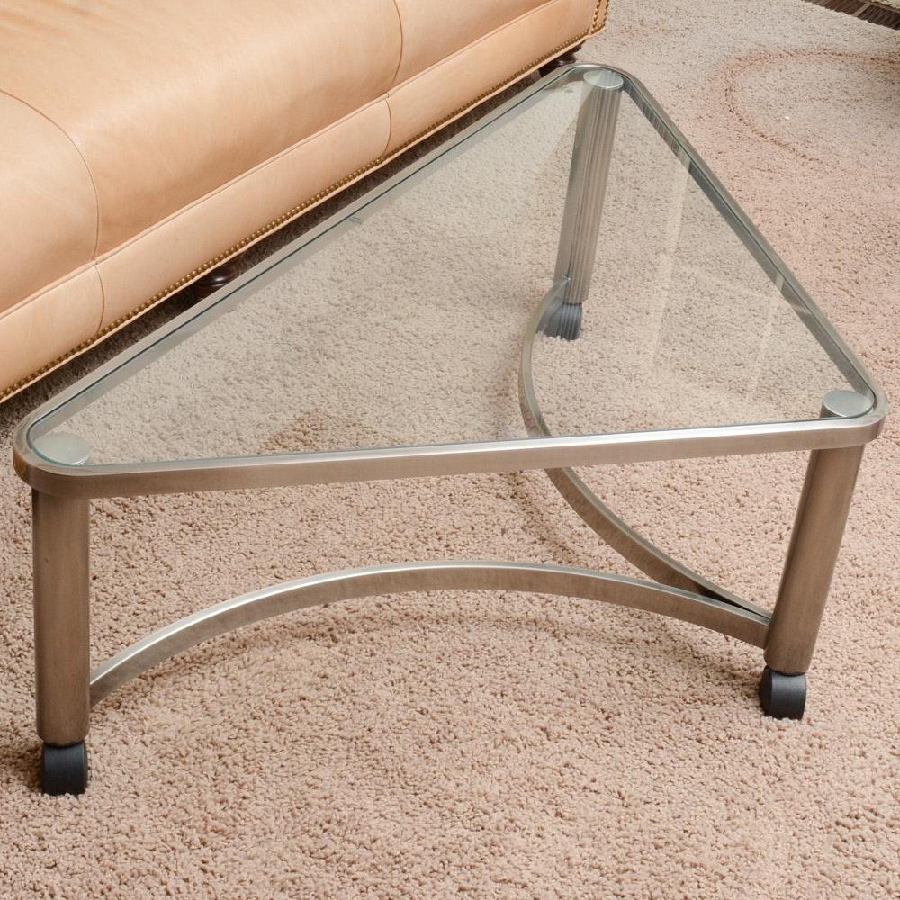 Triangular Coffee Table