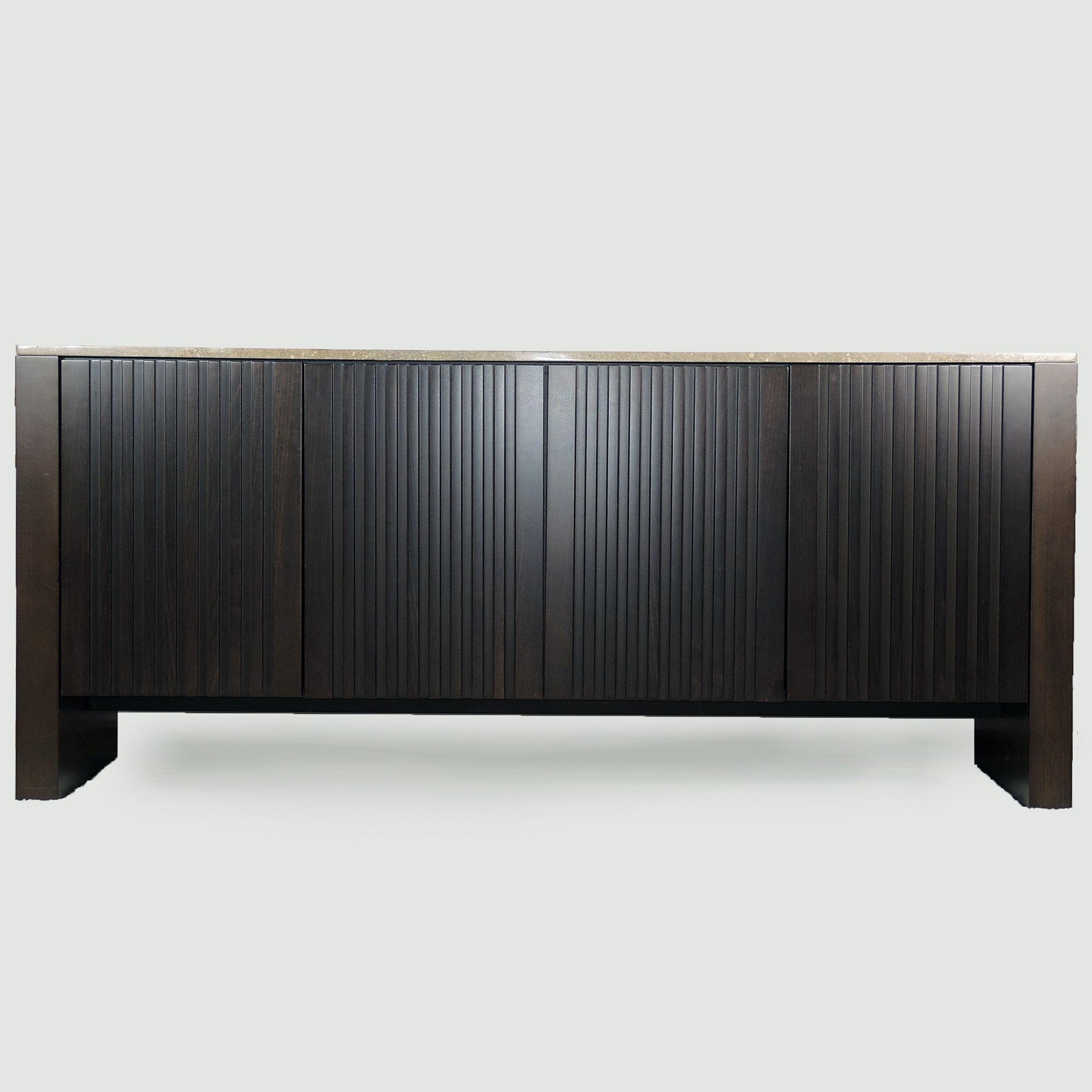 Clossonu0027s Granite Top Buffet Table ...