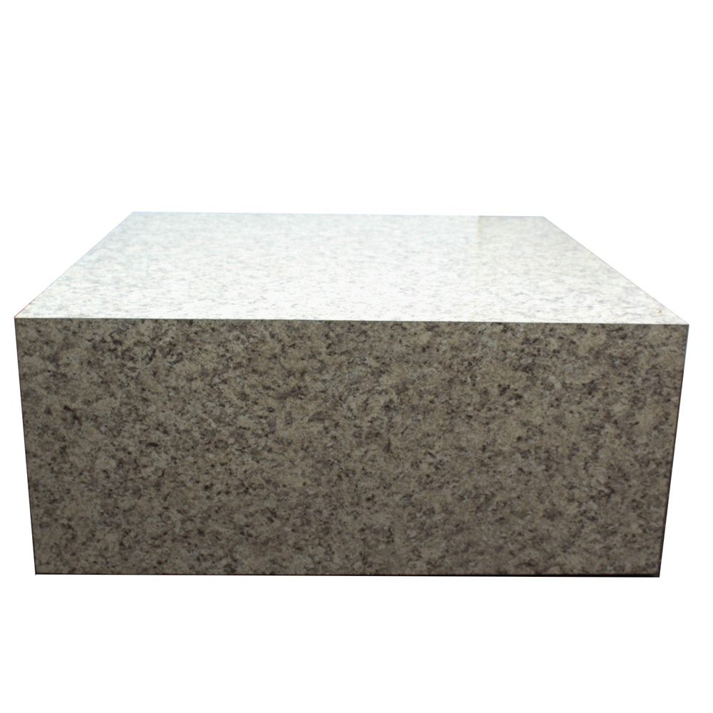 Faux Marble Laminate Coffee Table