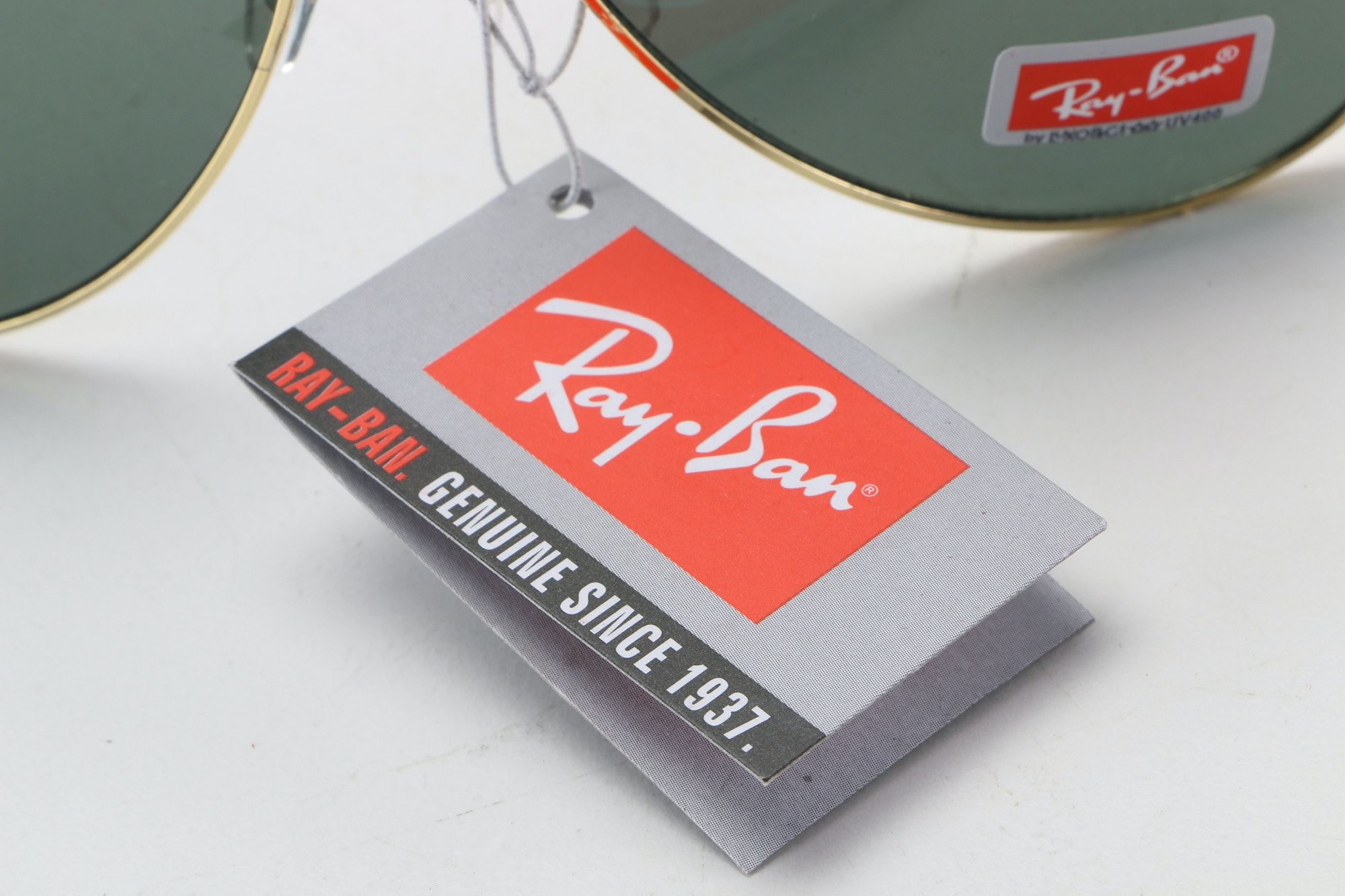 Ray Ban Aviator Sunglasses with Case : EBTH