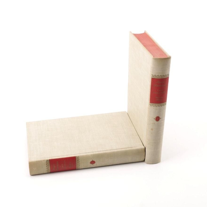 1939 Two Volume Anna Karenina By Leo Tolstoy Ebth