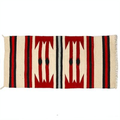 Handwoven Southwestern Wool Rug