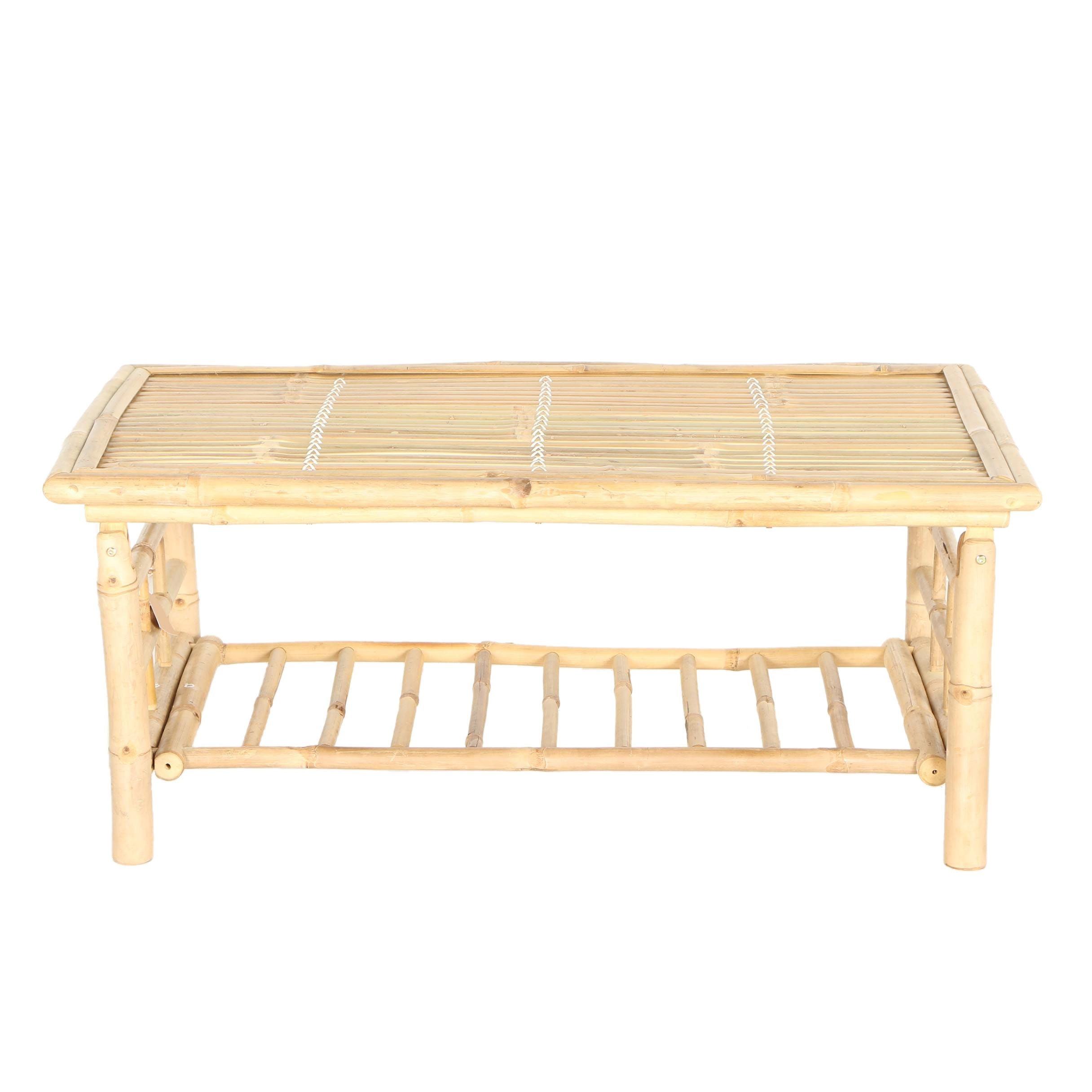 Bamboo 54 Coffee Table