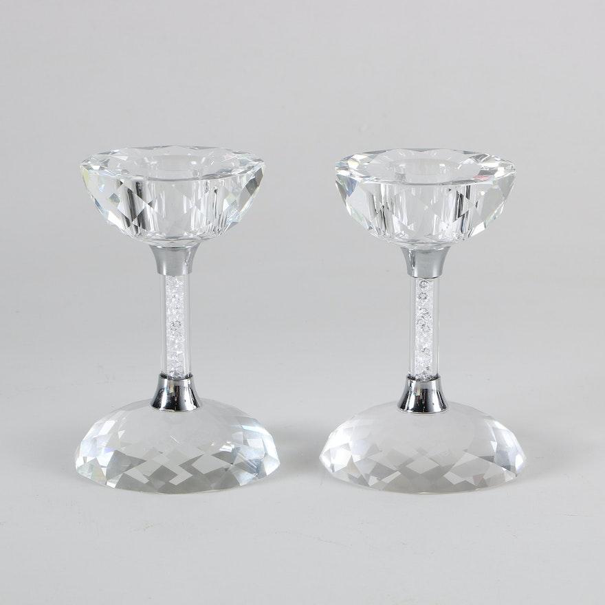 olga cassini crystal candle holder - 880×880