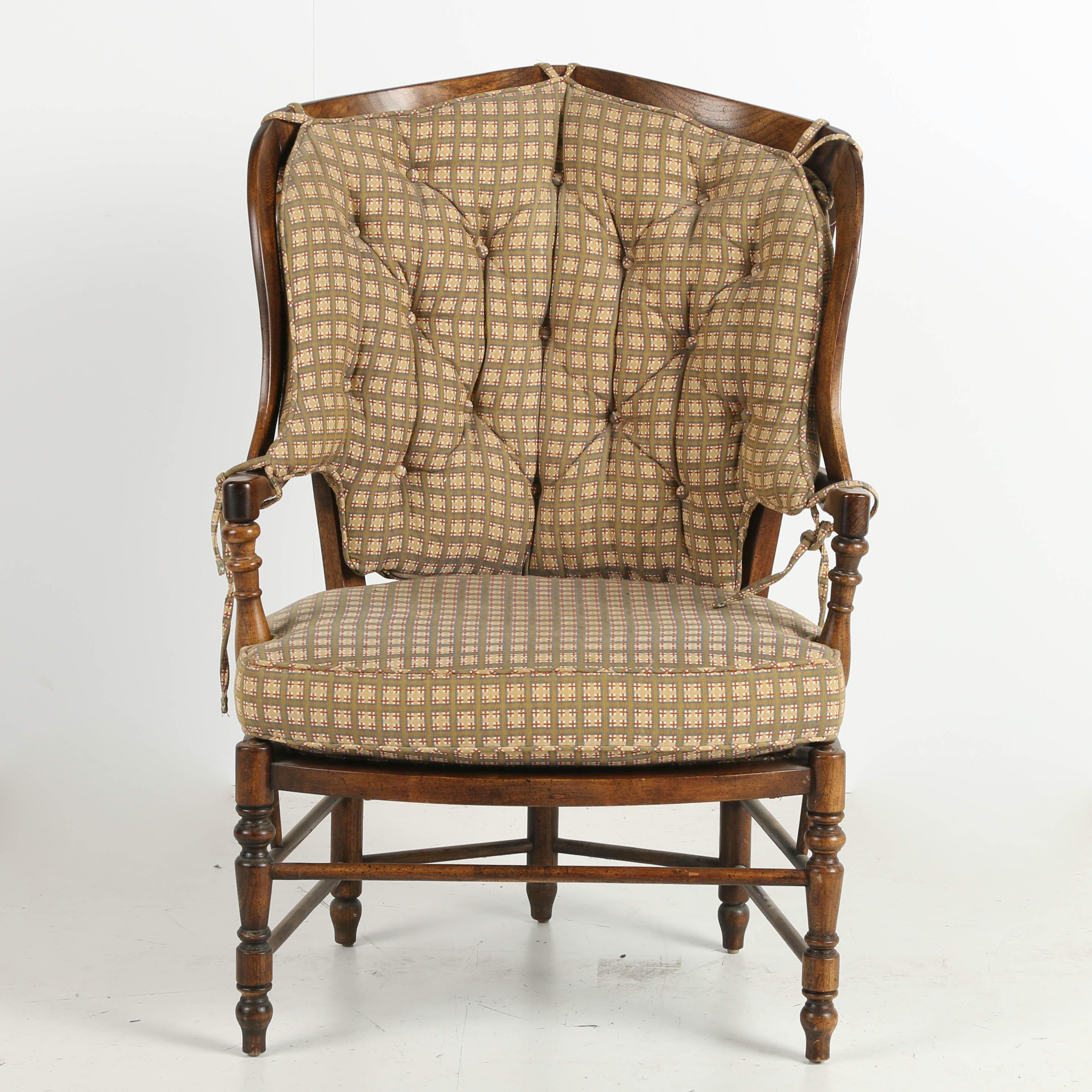 Vintage Corner Armchair