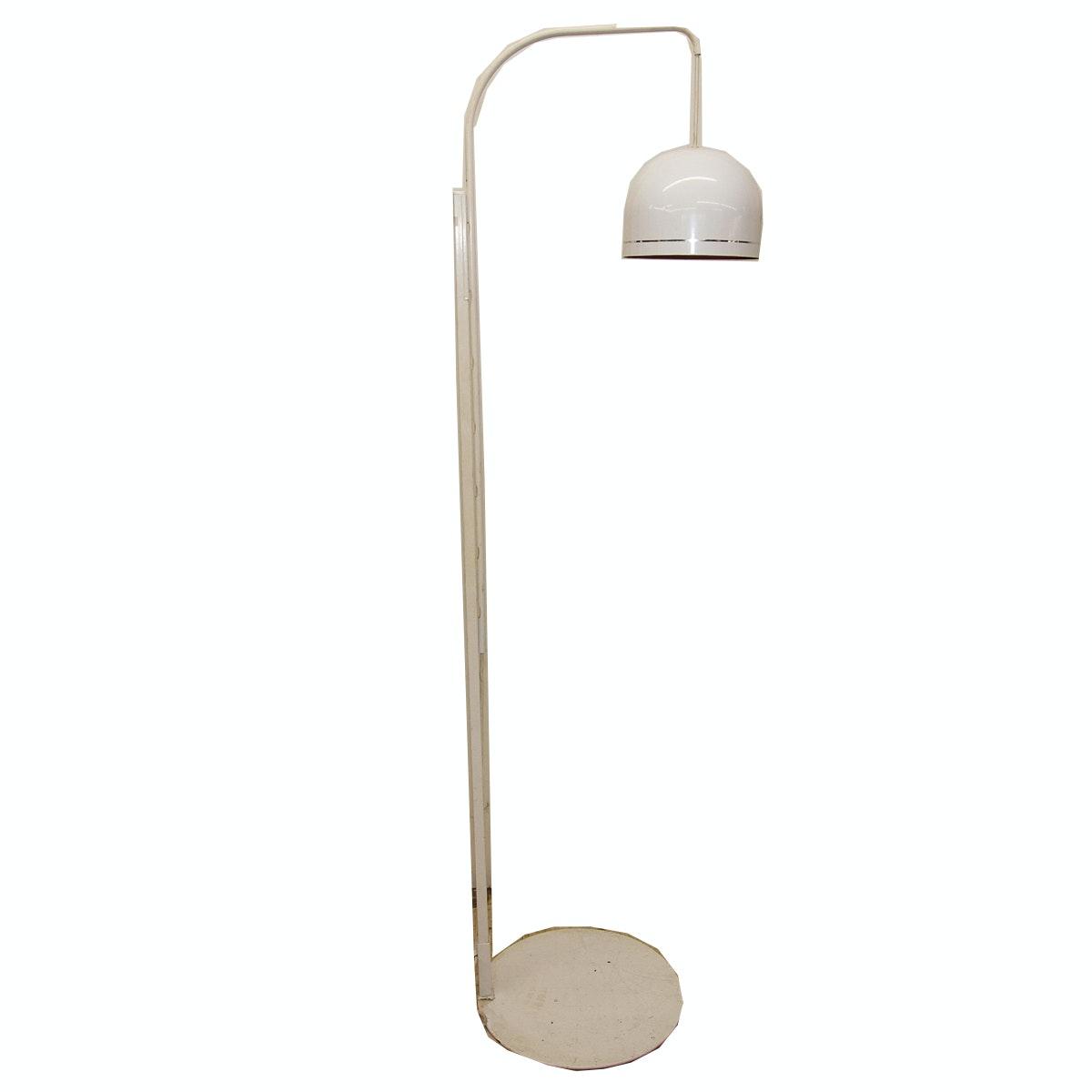 Mid Century Adjustable Floor Lamp