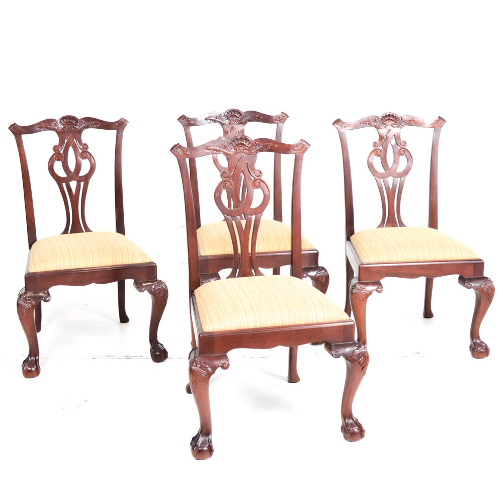 chippendale dining chairs. Chippendale Dining Chairs By Baker Furniture