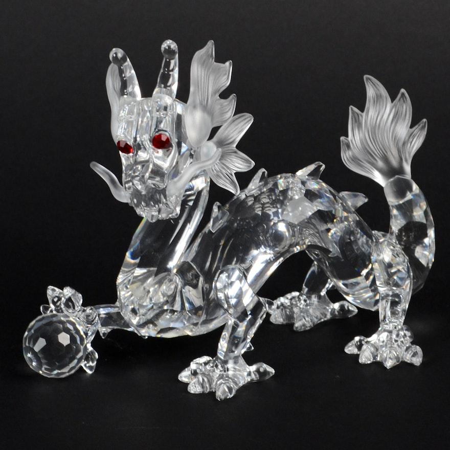 9cd17a5ca Swarovski Crystal Dragon : EBTH