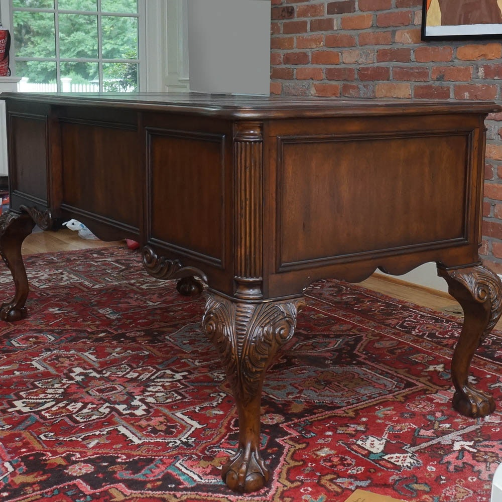 Chippendale Style Writing Desk by Sligh