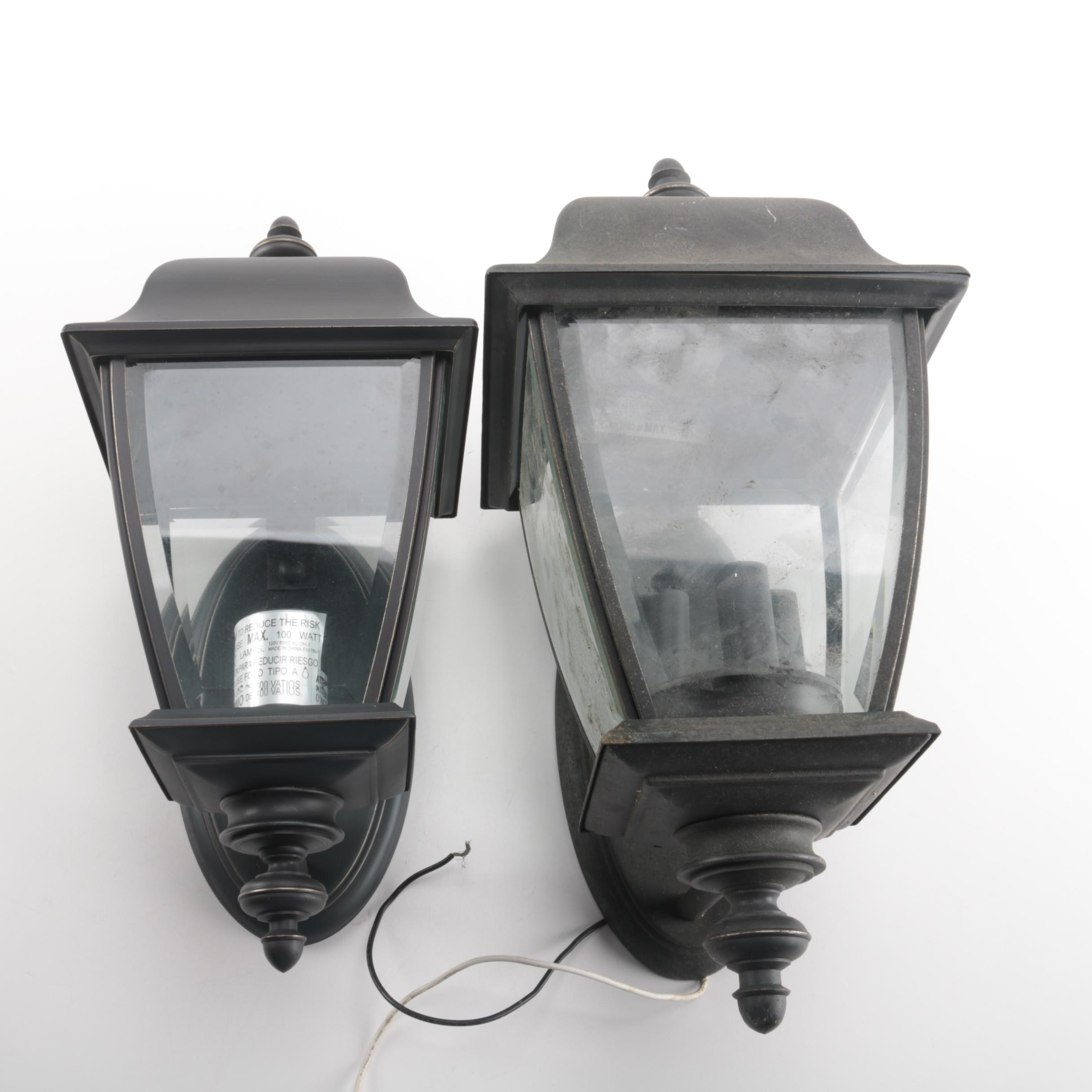Outdoor Lantern Lamps