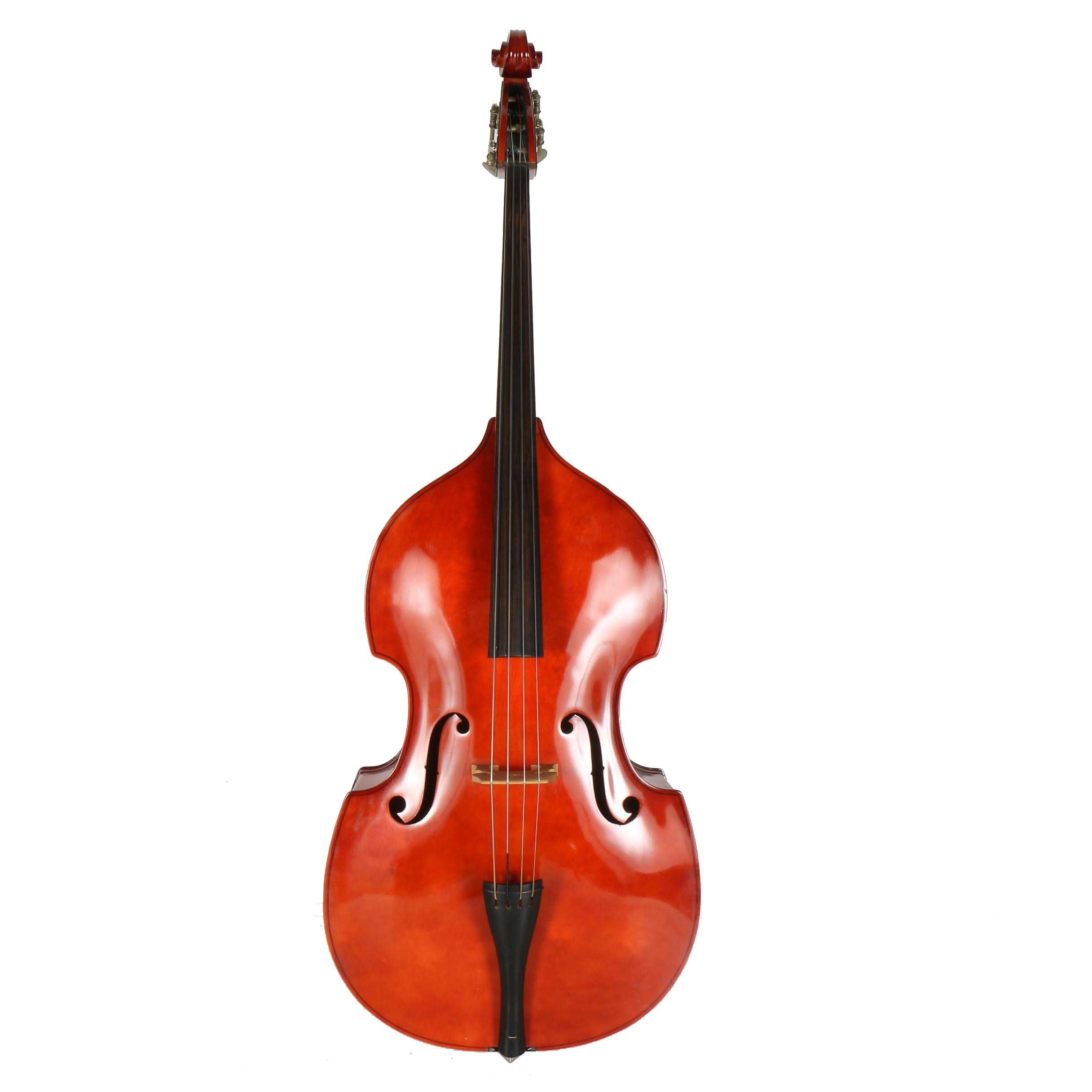 3/4 Upright Double String Bass
