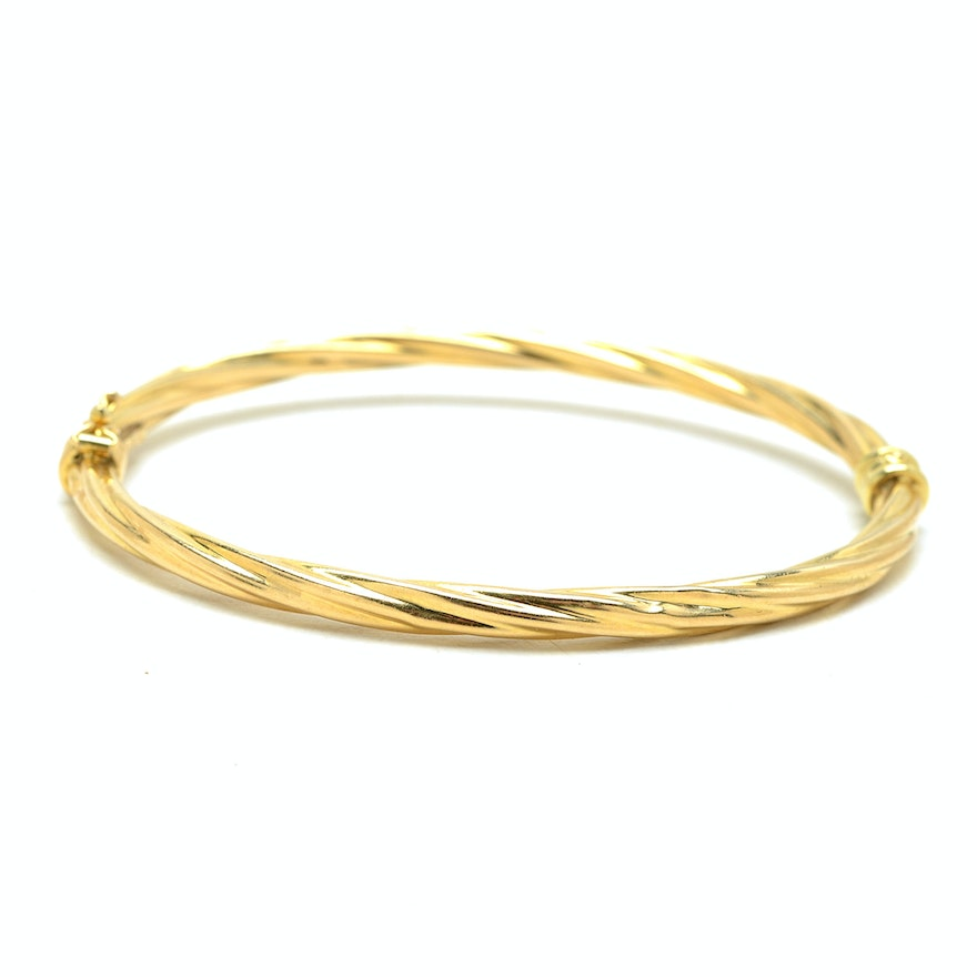 polished bracelet donut baht cut a sparkling heart yellow hollow link chain gold in diamond