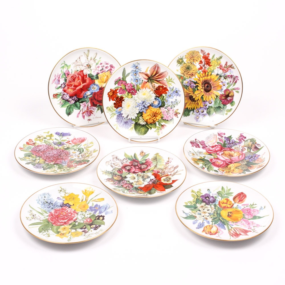 Hutschenreuther Germany Collector's Plates