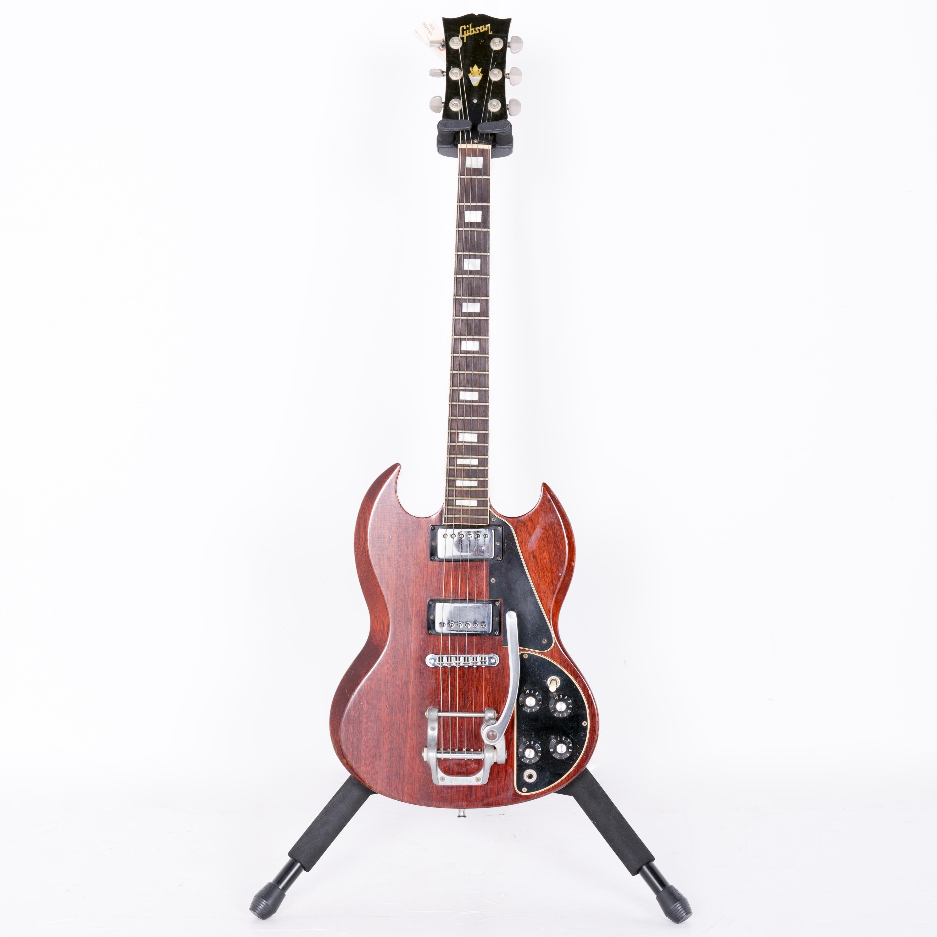 Circa 1970s Gibson SG Deluxe Electric Guitar