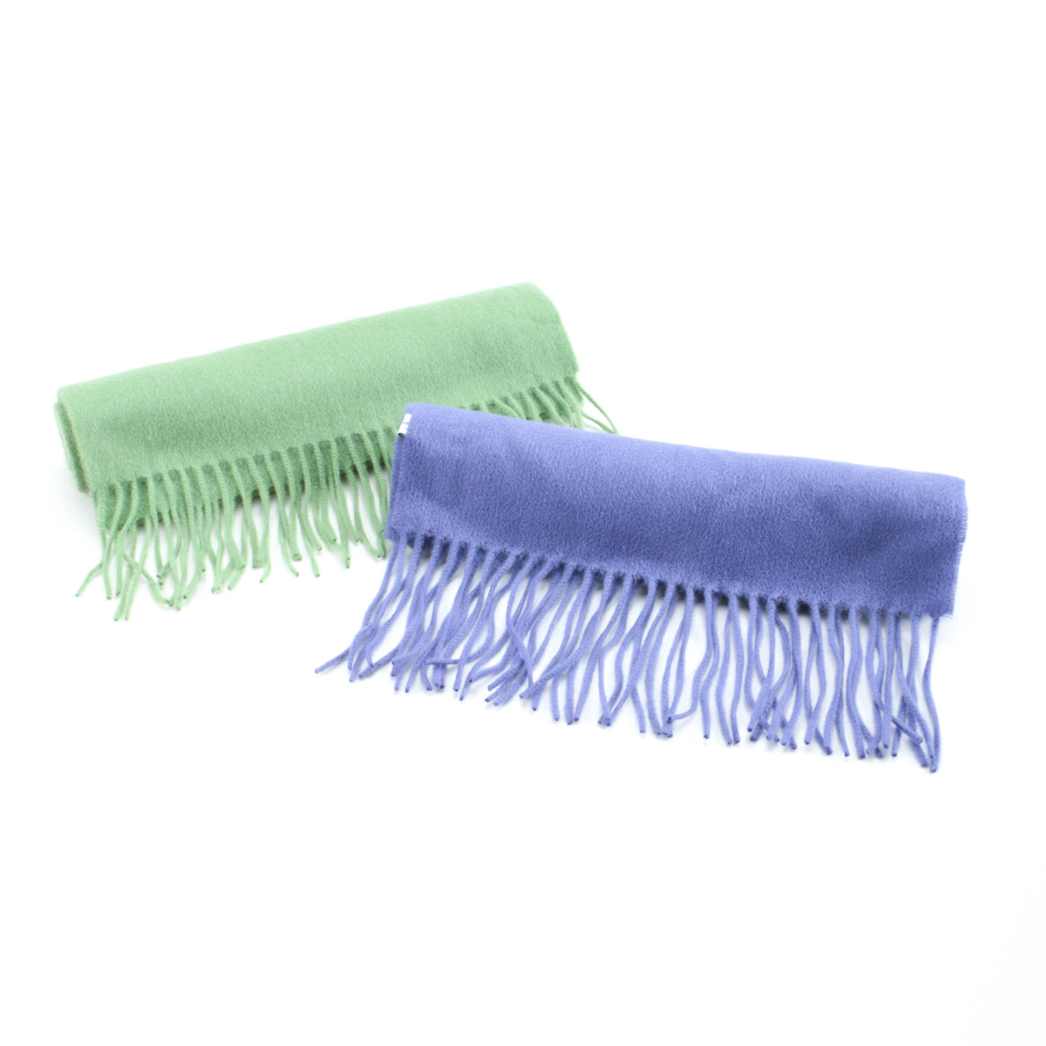 A pair of Cashmere Scarves