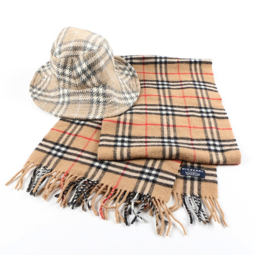 bb660f261ff ... germany burberry bucket hat and scarf c31d1 69d13