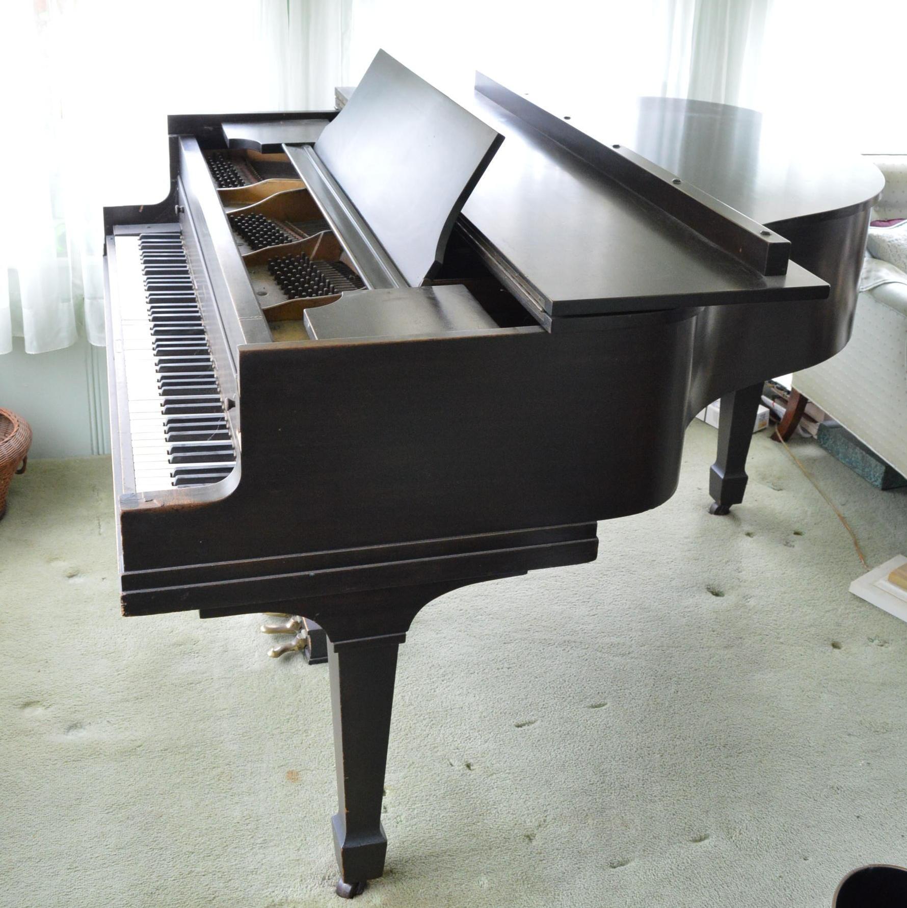 Winton Baby Grand Piano