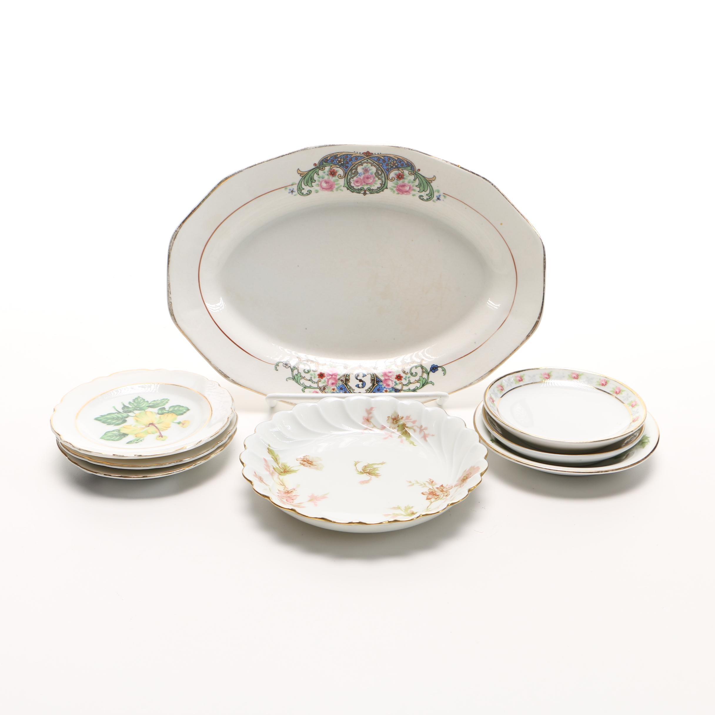 Serveware and Tableware
