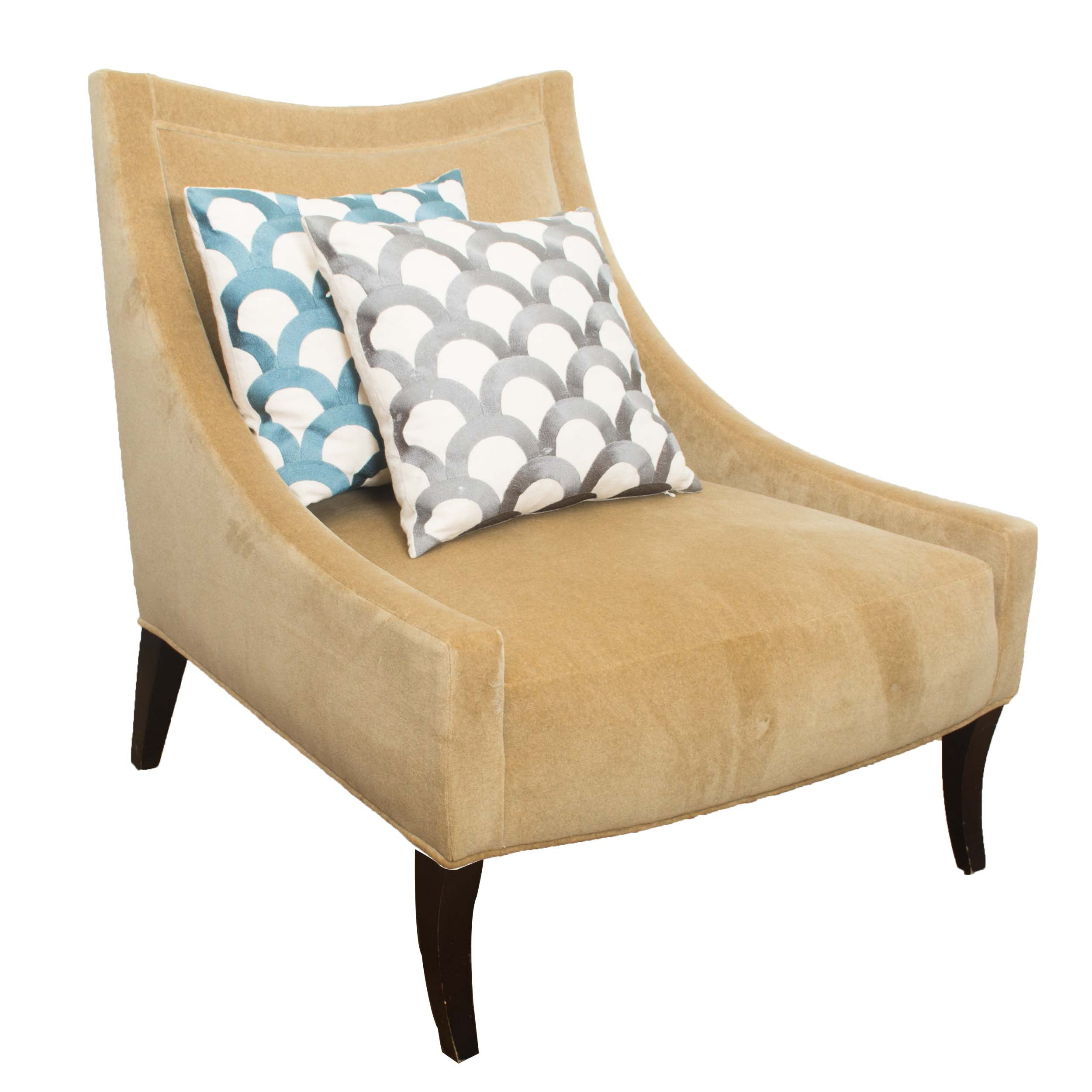 Boston Design Center Upholstered Side Chair