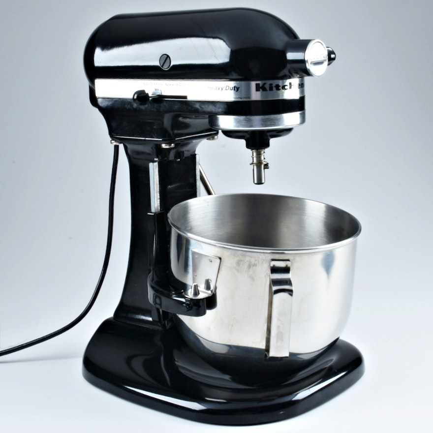 Kitchenaid K5ss Heavy Duty Commercial 325w Stand Mixer Ebth
