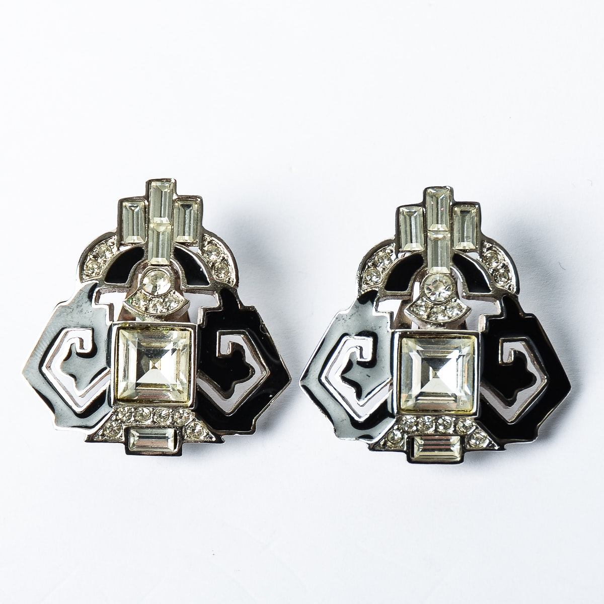 Givenchy Designer Clip-On Earrings