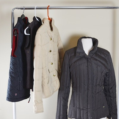 Ralph Lauren and Kenneth Cole Women's Vests and Jackets