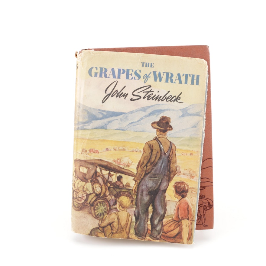the downfall of a family in the grapes of wrath by john steinbeck Home quizzes  literature quizzes  john steinbeck : the grapes of wrath quiz the joad family endured great hardship and loss on their quest to find a new life in california like so many other families during the dust bowl, the one overwhelming desire was to make a home for themselves and.