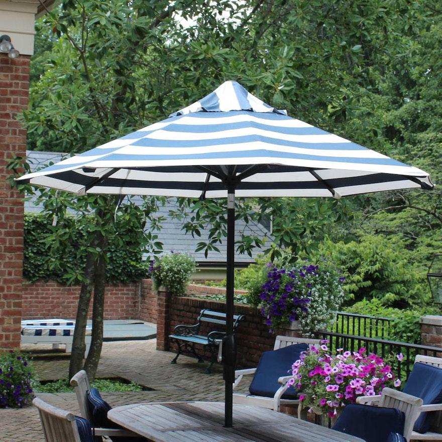 Frontgate Outdoor Patio Umbrella