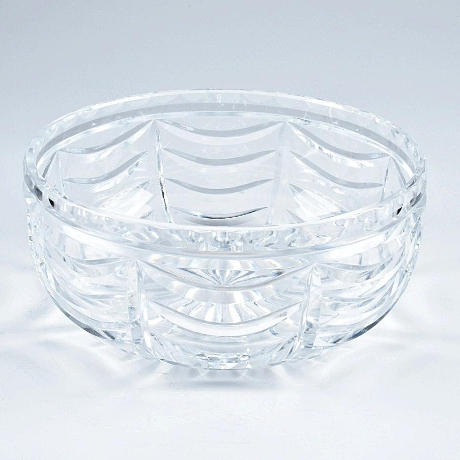 Royal Brierley Crystal Bowl