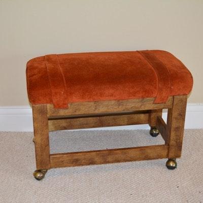 Drexel Furniture Upholstered Bench