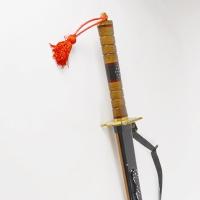 Katana Ceremonial Sword