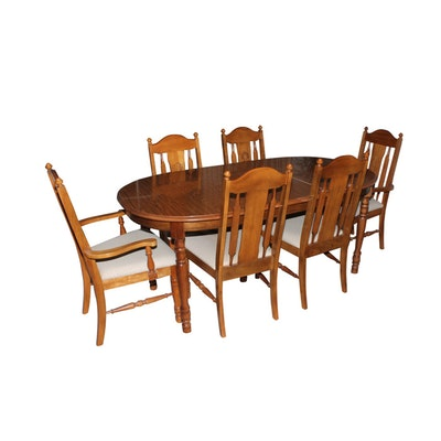 Vintage Dining Furniture Auction