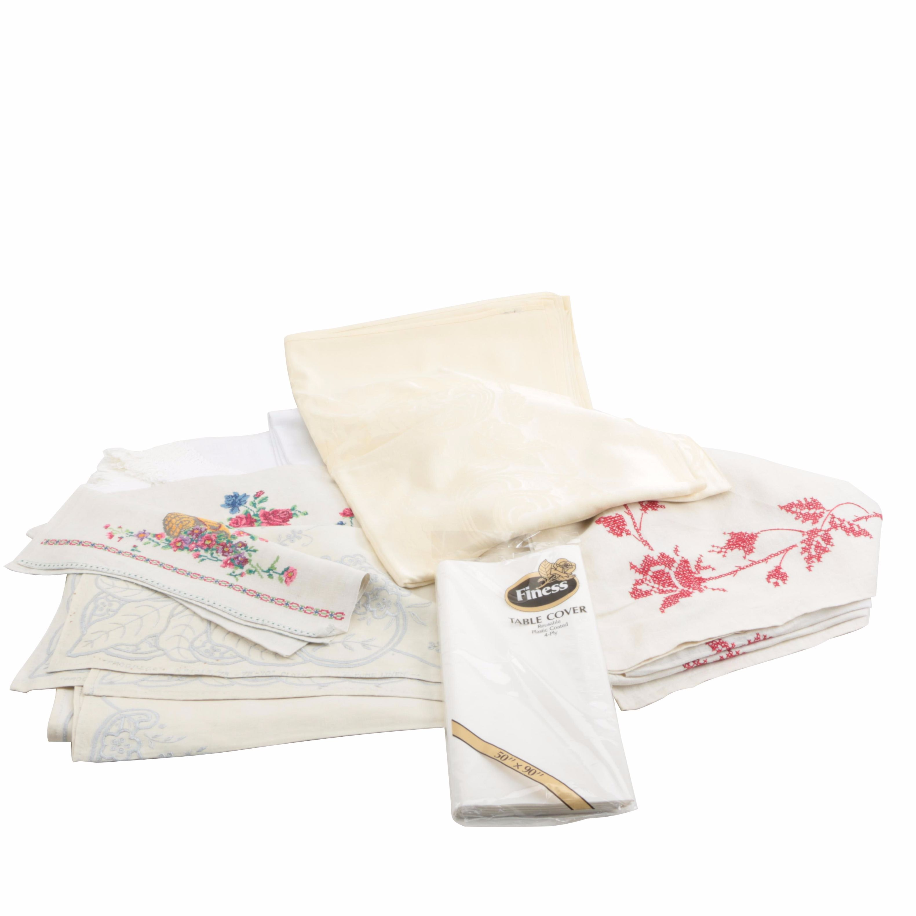Table Linens and Hand Towels