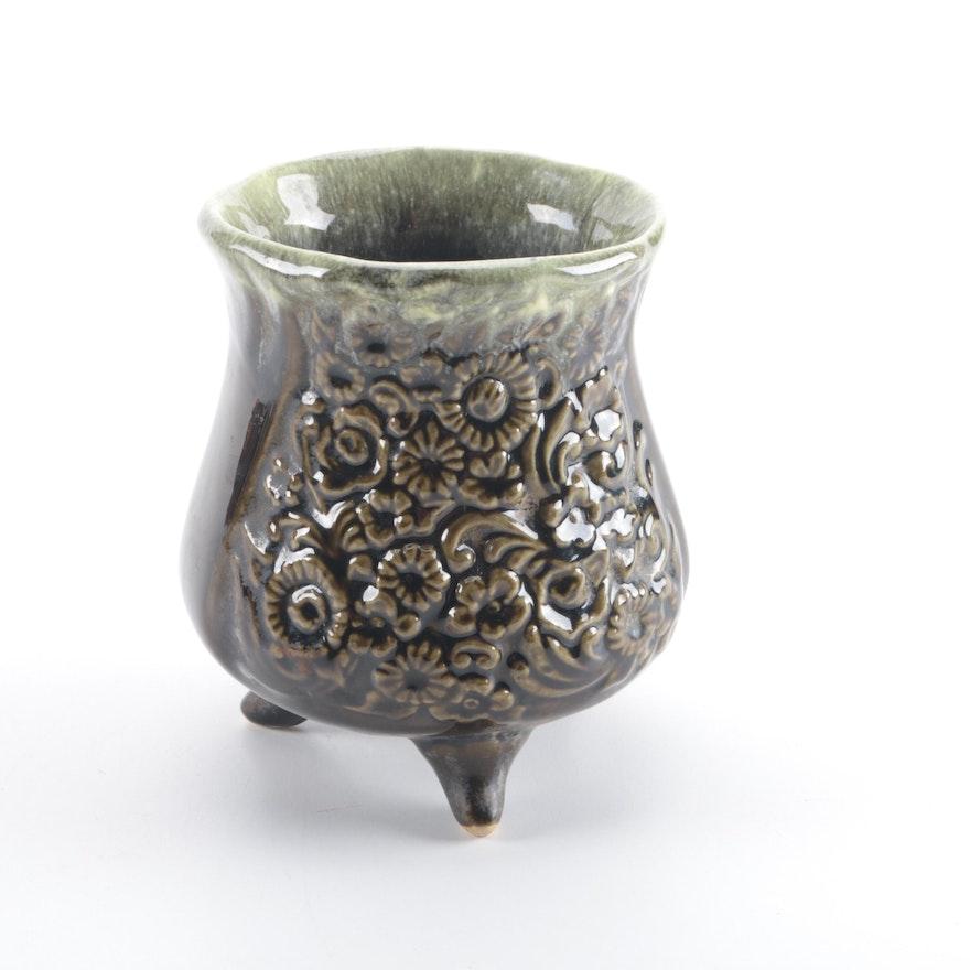 Hull Usa Ceramic Vase Ebth
