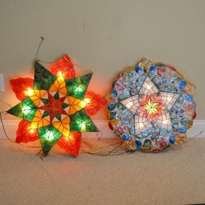 Philippine-Parols Traditional Outdoor Christmas Lanterns