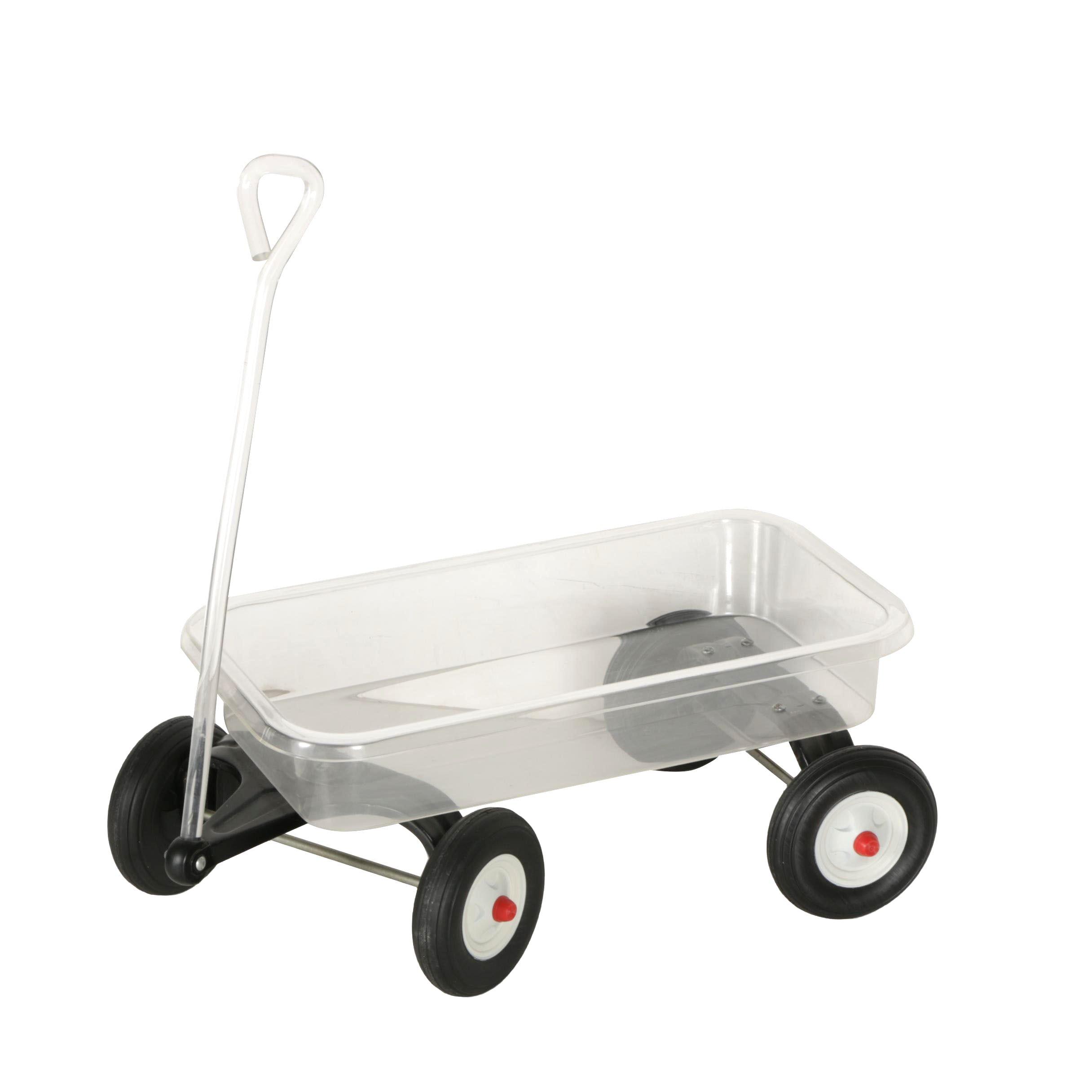 Clear Acrylic Wagon