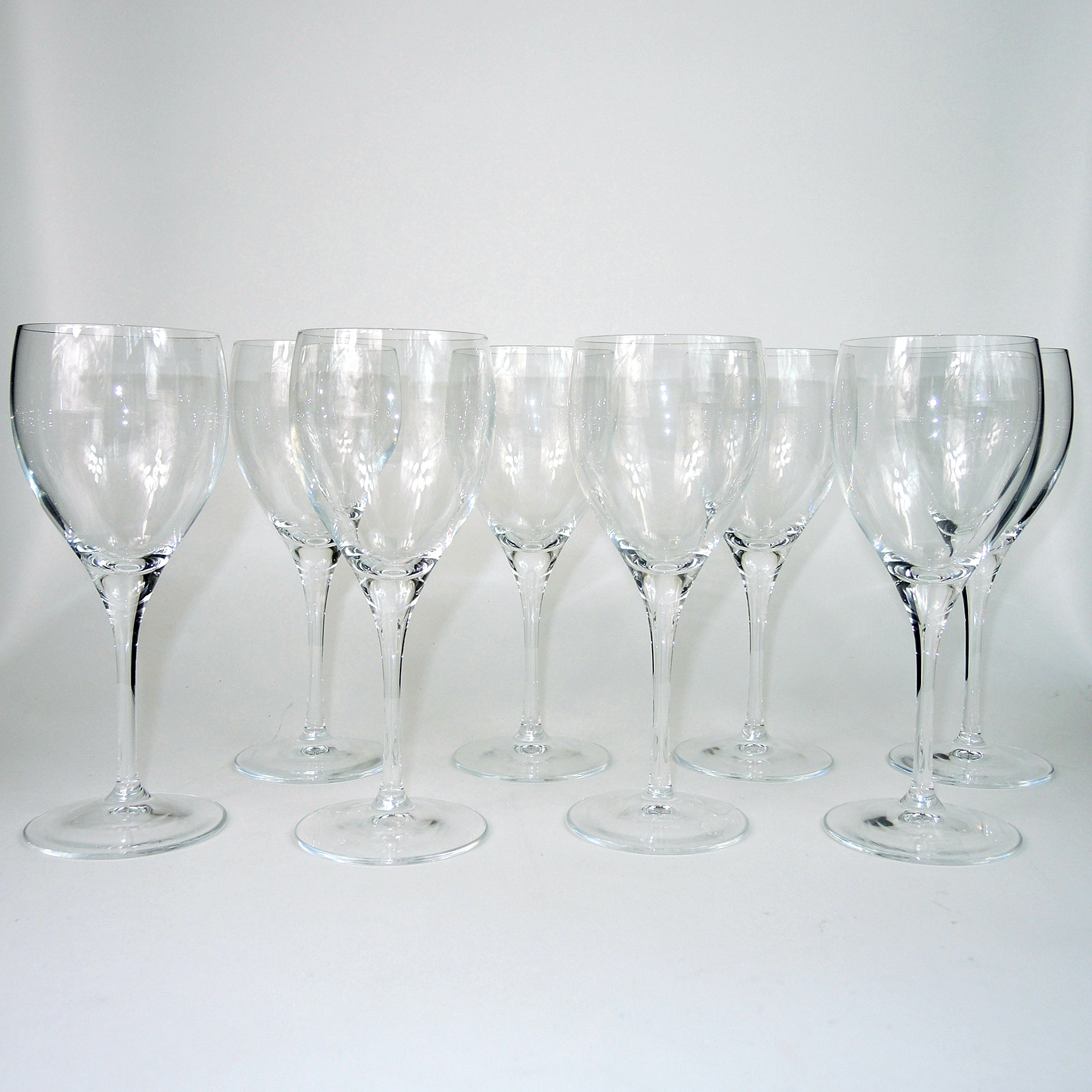 Villeroy & Boch Wine Glass Set of Eight