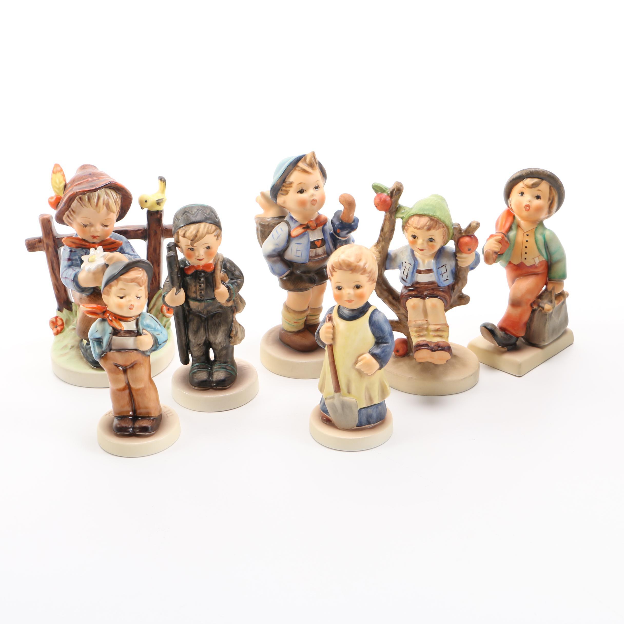 Variety Goebel Figurines
