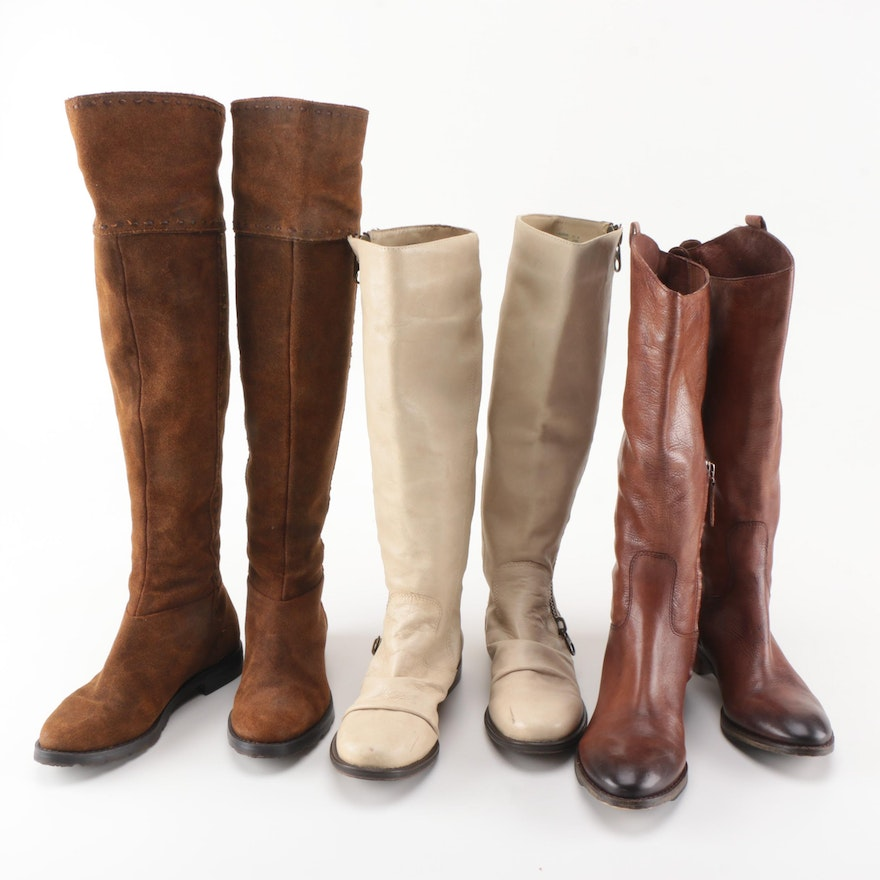49b127711799 Trio of Tall Boots from Steve Madden