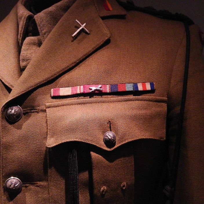 A Beginner's Guide to Collecting Militaria Main Image