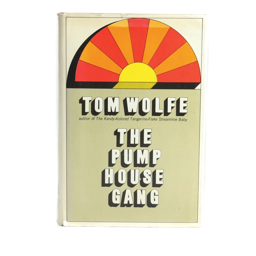 pump house gang essay The pump house gang by tom wolfe, egoscue tom wolfe's second collection (1968) takes it title from a redoubtable surfing elite, many of whom abandoned the beach for the psychedelic indoor sports of the late sixties.