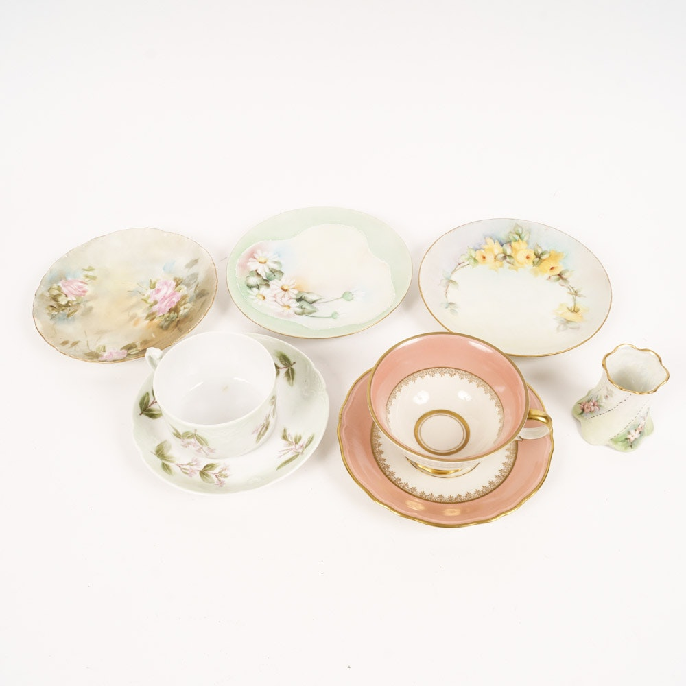 Collection of Fine China from Bavaria