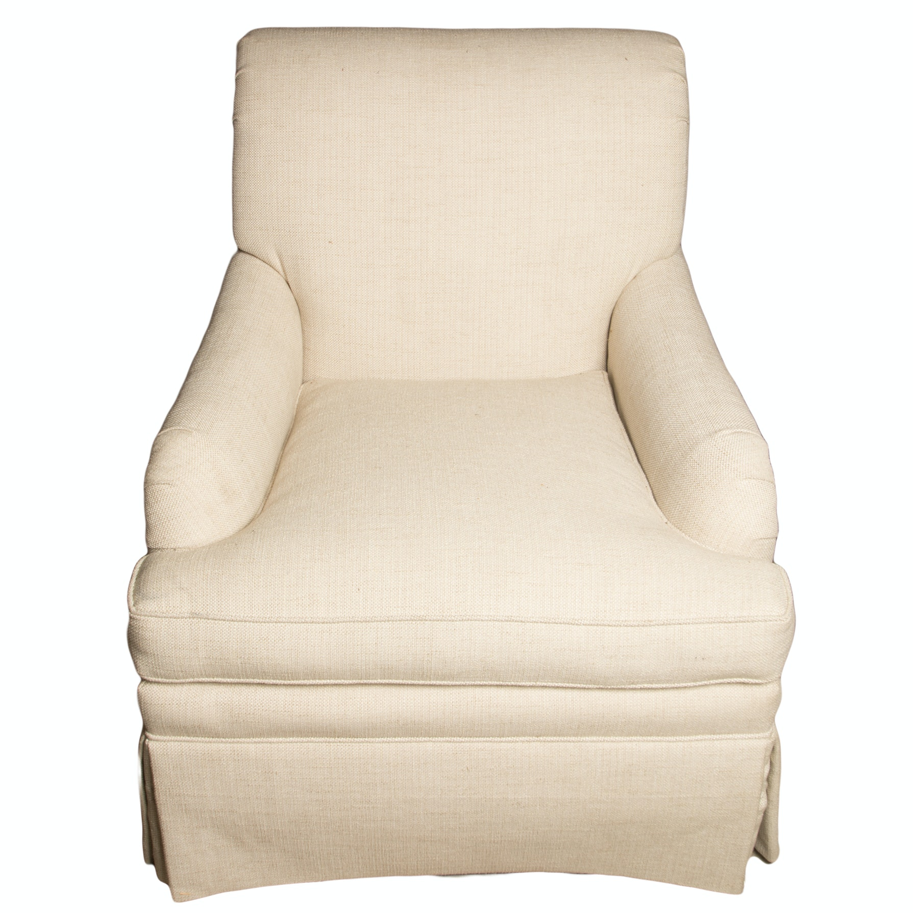 Upholstered Armchair by Design Services of Charlotte, Inc.
